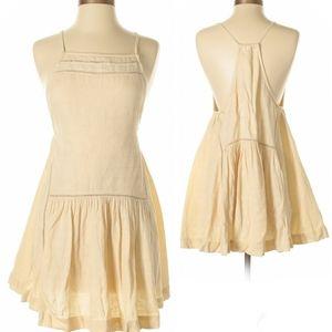 Free People Swing Mini Dress